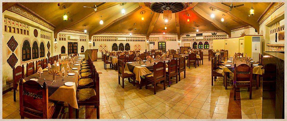 Hotel And Restaurant In Jodhpur